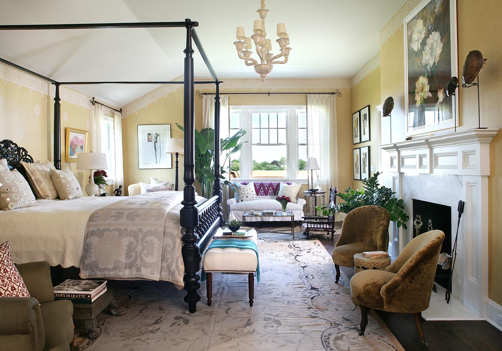 Showhouse Bedroom Hampton Designer Show House Jennifer Garrigues