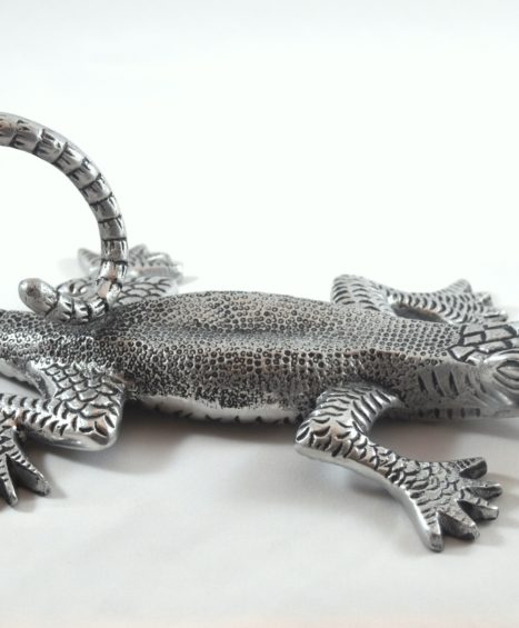 Lizard Paperweight
