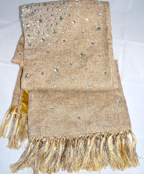 Sparkle Stone Scatter Throw